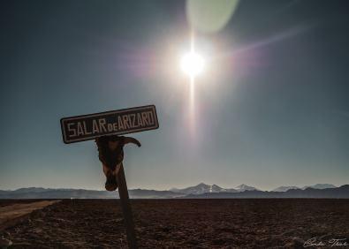 Salar d'Arizaro - Région de Salta