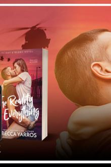 {Teaser Reveal #3} The Reality of Everything by Rebecca Yarros
