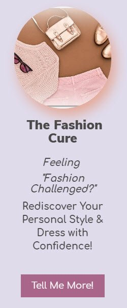 The Fashion Cure Email Course for Women in Midlife