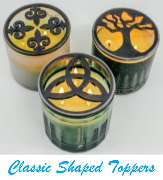 Classic Shaped Toppers
