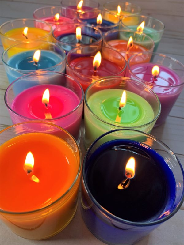wax dye chips for candle making