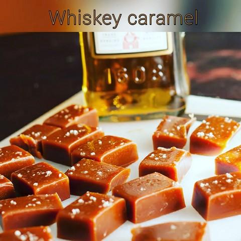 κερί σόγιας whiskeycaramel