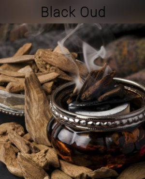κερί σόγιας black oud