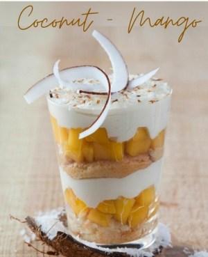 κερί σόγιας coconut-mango