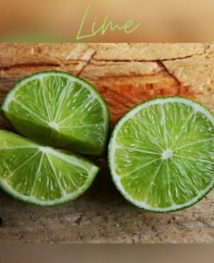 Κερί σόγιας lime