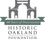Historic Oakland Foundation Logo