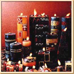 Kapula candles