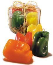 Pepper Candles