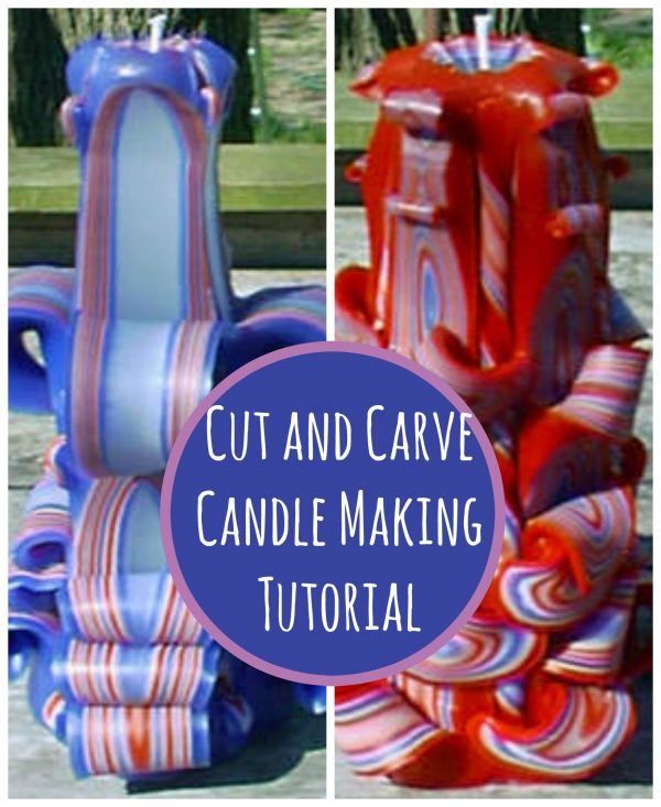 Cut N Carve Candle Instructions Candle Making