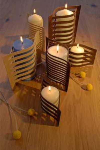 Find: Deewa Candles by Karve Design @ Craft Gossip