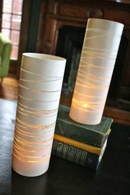 Striped Luminaries