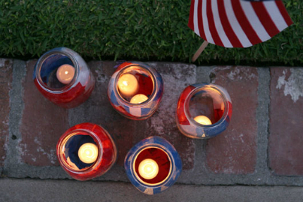 Patriotic Luminaries