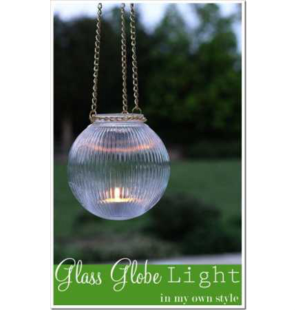 Hanging Globe Lanterns