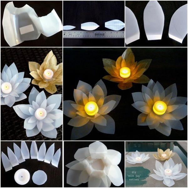 7 Ways To Make A Luminary Candle Making