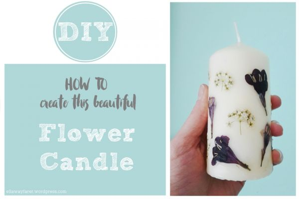 flower-candle