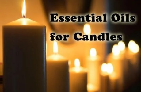 Essential Oils For DIY Candles