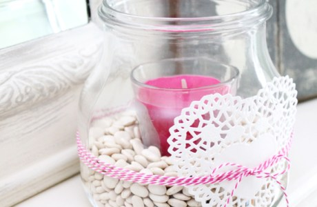 Valentine's Day Ikea Jar Hack