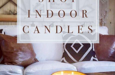 Shop Indoor Candles 30% OFF