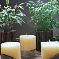 DIY Conrete Candles You Can Make At Home