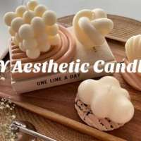 DIY Bubble Candles You Can Make At Home