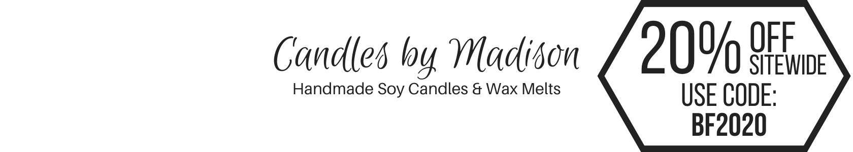 Candles By Madison