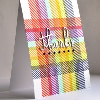 Clearly Besotted Stamps – May Release teaser – Diagonal Stripes