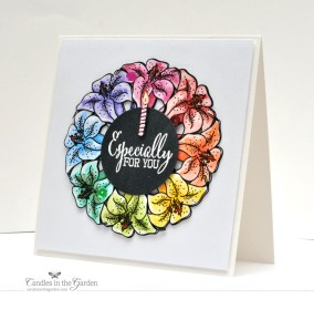 ©Candles in the Garden. Create A Smile August Release Blog Hop.