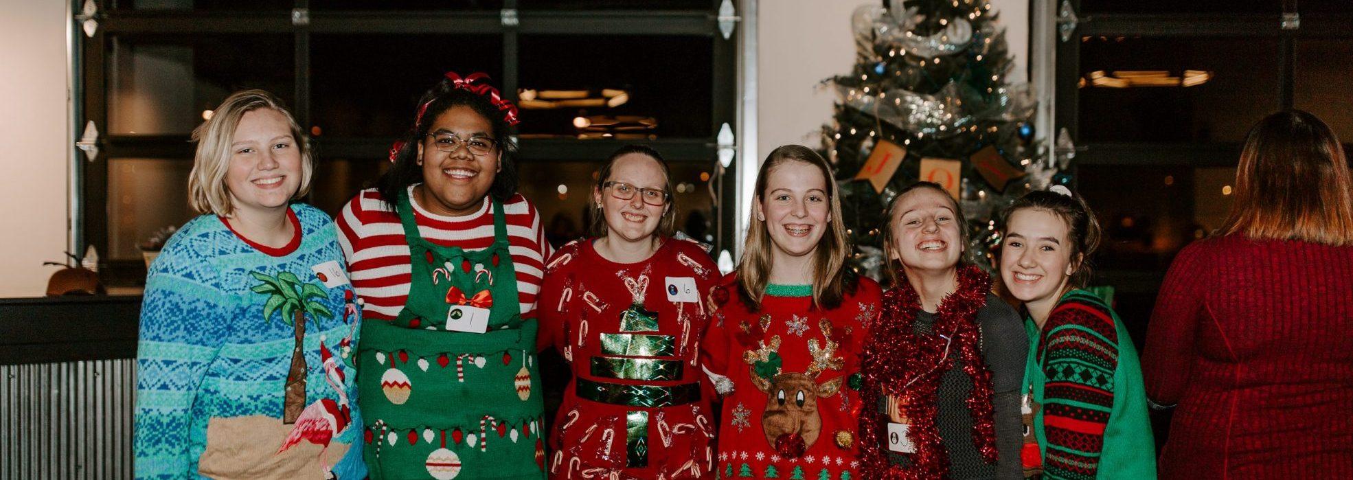 ladies night christmas at candlewood church