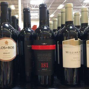 View Wine Bottle Custom Braille Labels