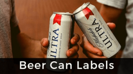 View Beer Can Labels