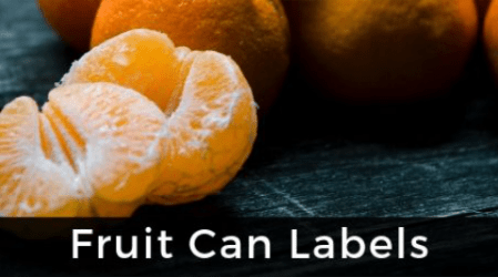 View Fruit Can Labels