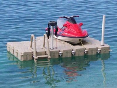 Jet Ski Dock Candock Miami