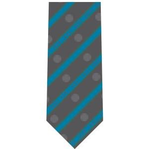Bergen Irish Pipe Band tie design