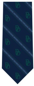 Denver and District Pipe Band tie design