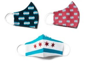 Candor Threads Chicago Face Masks