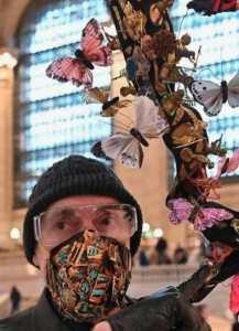 cool mask designs by Lynx Alexander