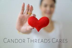 Candor Threads Cares