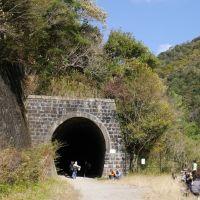 武田尾廃線トンネル