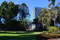 Perth jardins
