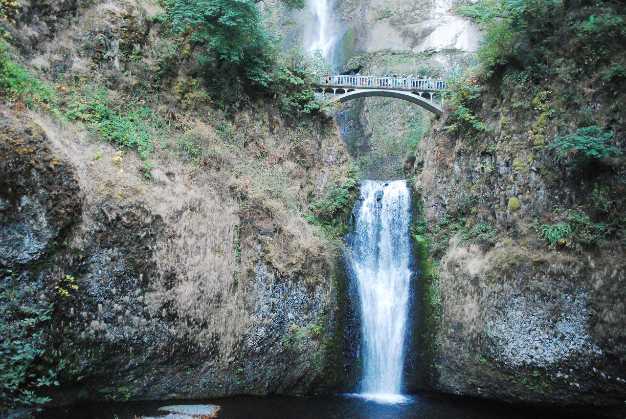 A few hello's + 2012 10 04-05 Oregon Zoo + Multnomah Falls