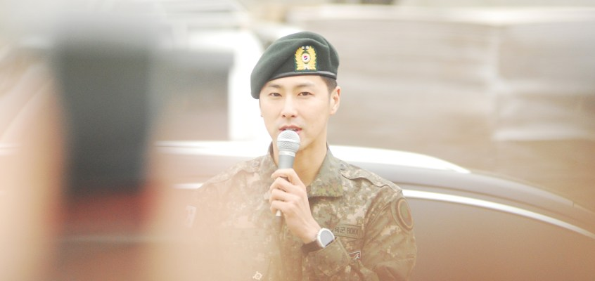 #CandySkyinSeoul2017: Yunho's discharge from military service