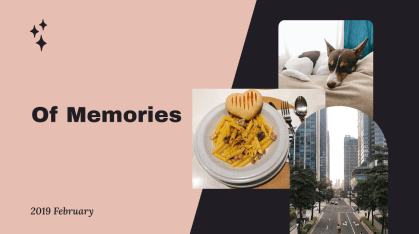 CandySky Of Memories: 2019 February