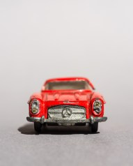 EvaGieselberg 40FACES MercedesBenz300SL CandyCars