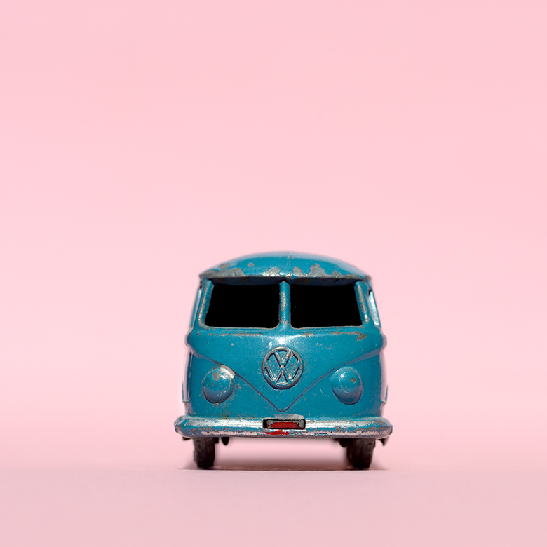 VW Bulli Matchbox Individual