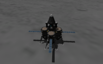 successful landing
