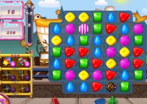 Candy crush game for PC