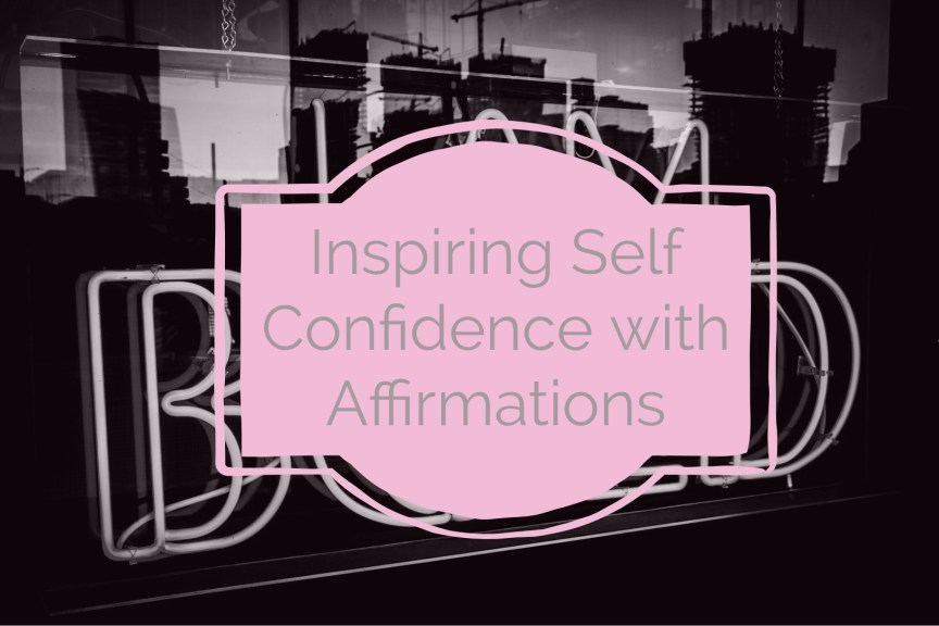 self confidence affirmations