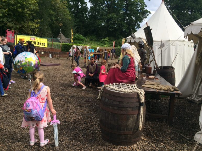 Warwick Castle Glamping Review