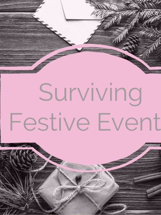 How To Survive Events at Christmas