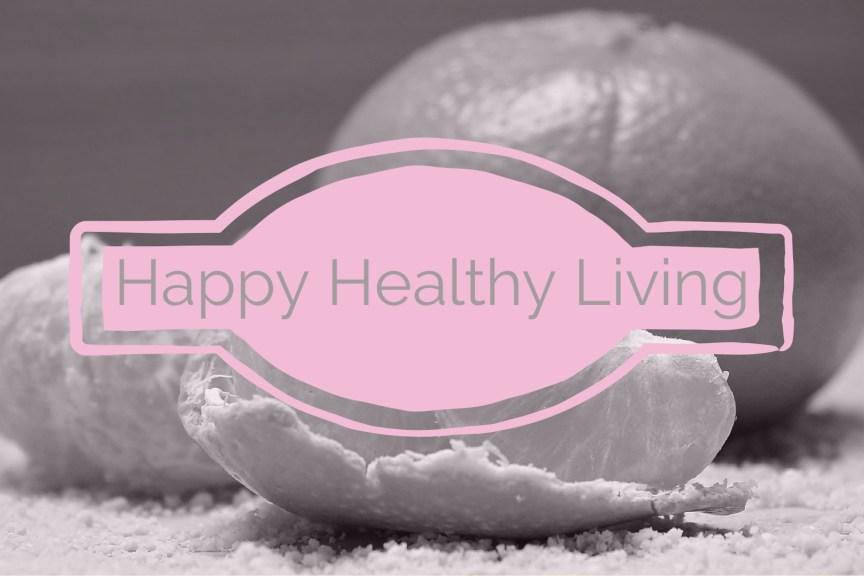 happy healthy living